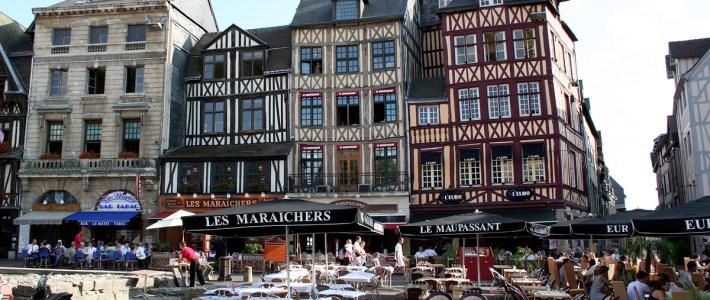 Rouen, une destination de choix pour vivre une aventure médiévale