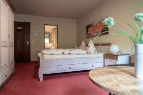 Doppelzimmer-Dorfblick