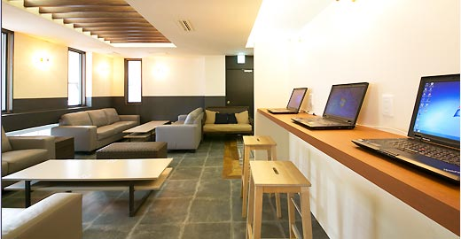 Lounge Is In Front Of The Front Desk On St Floor Please Feel Free To Use It Laptop Corner And Free Wifi Service Are Provided As Well