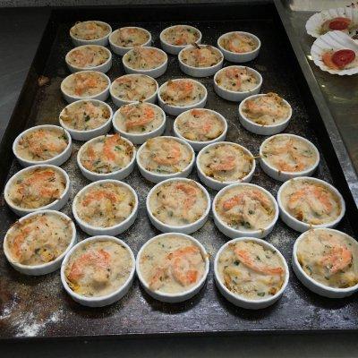 sformatini di pesce hotel adriana