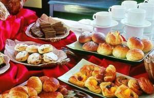 colazione hotel amadeus