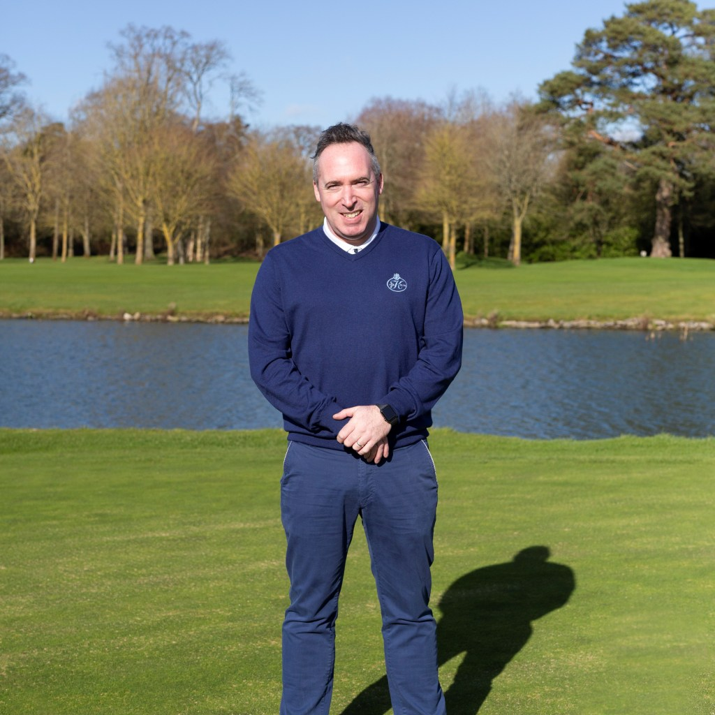 New director of golf at The K Club