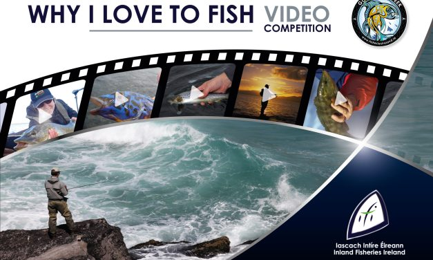 Inland Fisheries Ireland is angling for fishing videos with competition