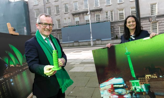TOURISM IRELAND ANNOUNCEMENT FOR ST PATRICK'S DAY 2021
