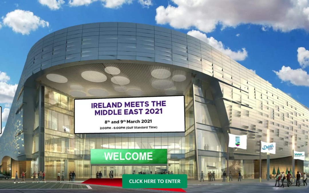 Tourism Ireland hosts virtual 'Ireland Meets the Middle East' event