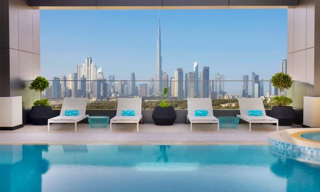 Residence Inn by Marriott Al Jaddaf, Dubai.