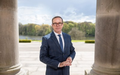 Appointment Notice – Ballyfin Demesne Appoints Peter White as General Manager