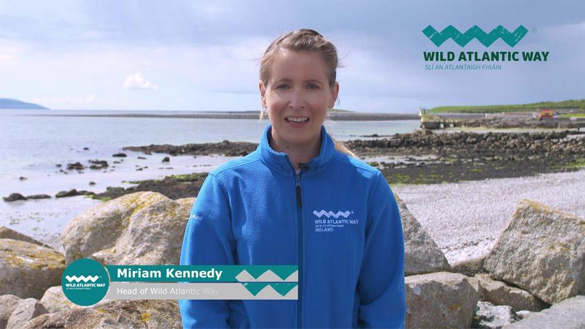 Fáilte Ireland's Head of Wild Atlantic Way