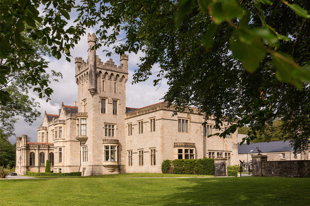 Explore Donegal and enjoy 5 star luxury at Lough Eske Castle