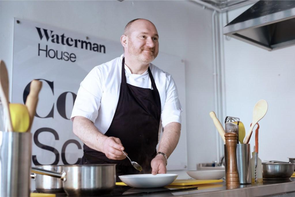 Chef Niall McKenna
