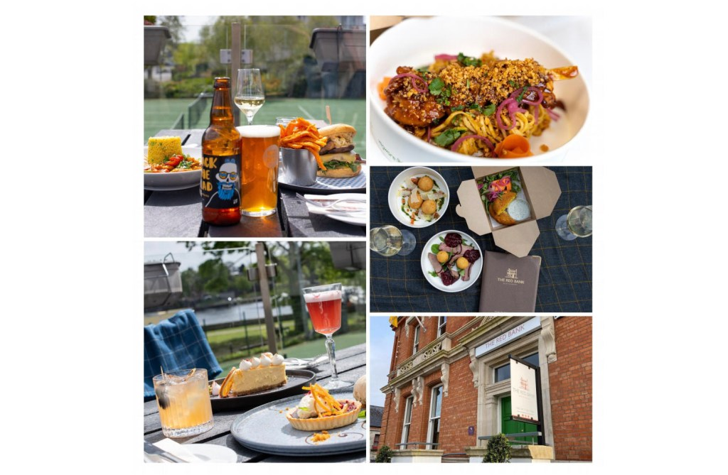 The Red Bank Restaurant, Carrick-on-Shannon, Co Leitrim