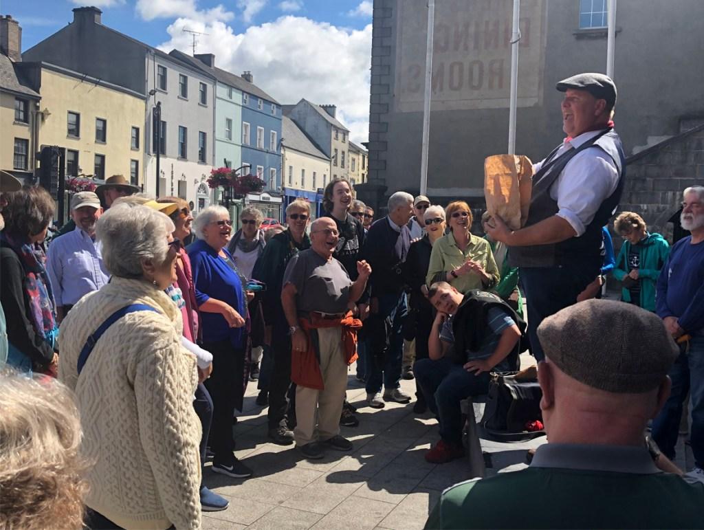 Kilkenny's Shenanigan's Walk Tour