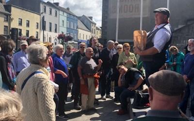 "Kilkenny's ""Shenanigan's Walk"" Tour Achieves Prestigious TripAdvisor Award"