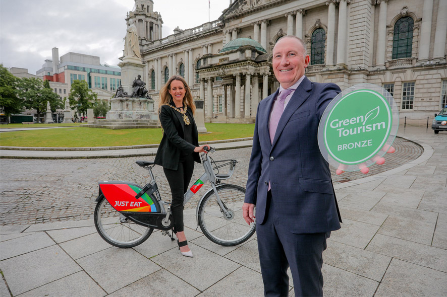 Visit Belfast and Belfast City Council new tourism industry support scheme