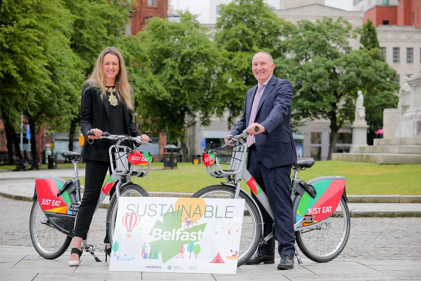 Visit Belfast and Belfast City Council