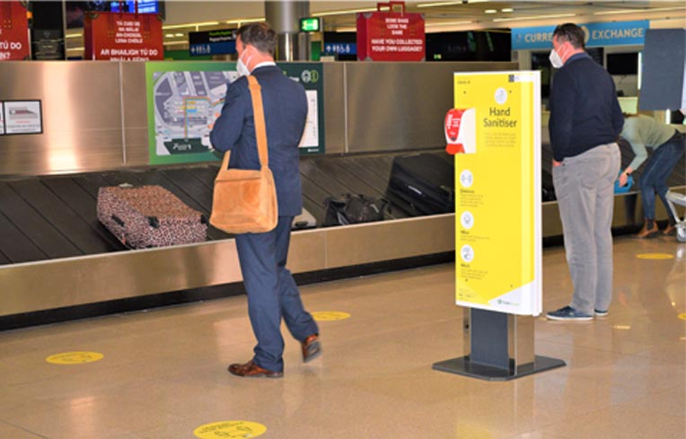 Airports Welcome Back Passengers