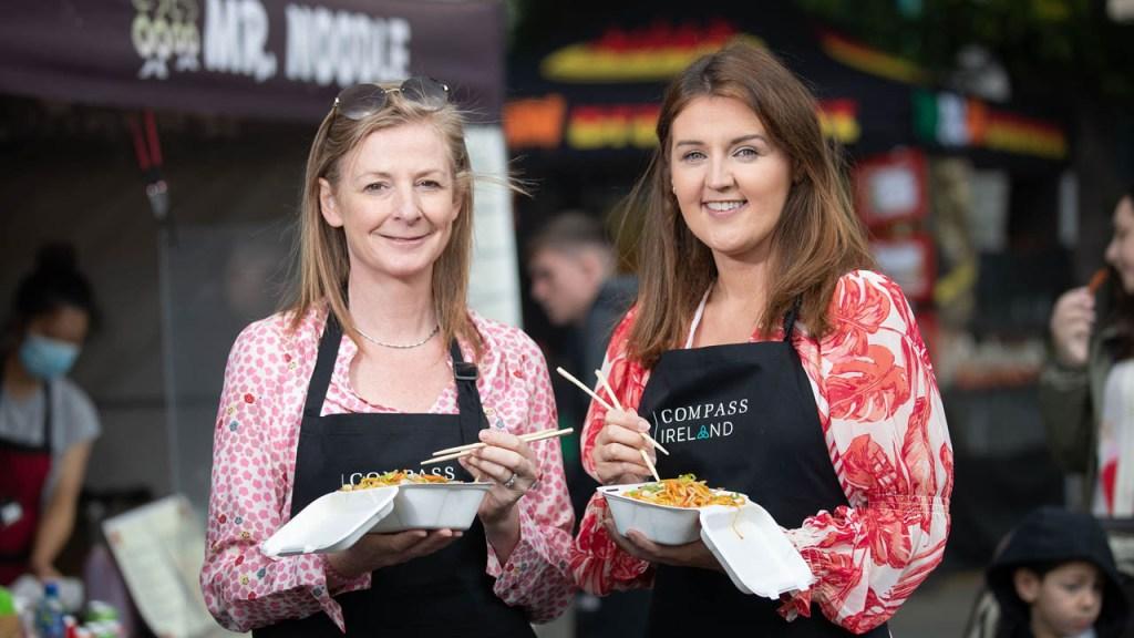 Unique partnership brings Irish Village Markets to the workplace