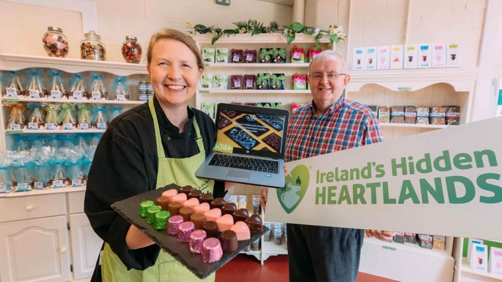40 Tourism Websites for Ireland's Hidden Heartlands