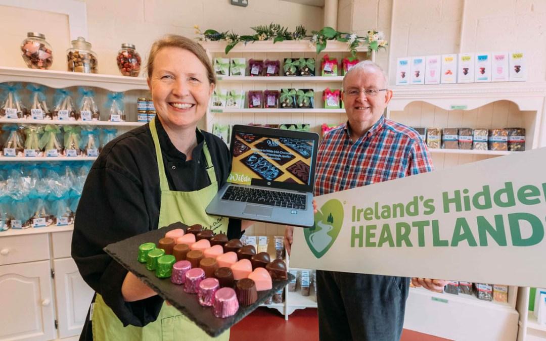40 New and Improved Tourism Websites for Ireland's Hidden Heartlands