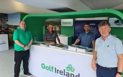 'Teeing up' Ireland at BMW PGA Championship in Wentworth