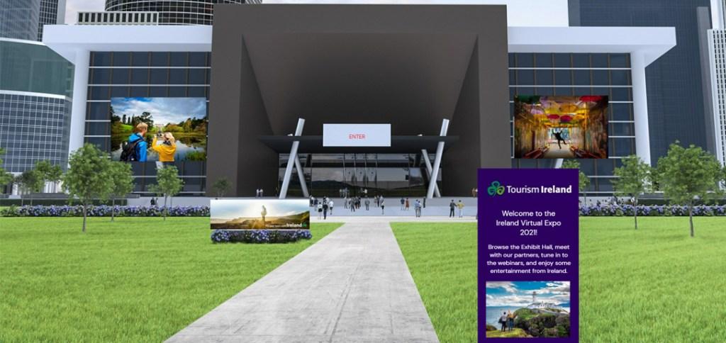 Tourism Ireland Hosts Virtual Travel Expo 'Down Under'