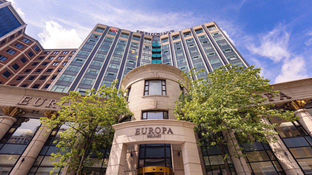 The Iconic Europa Hotel Celebrates its 50th Anniversary