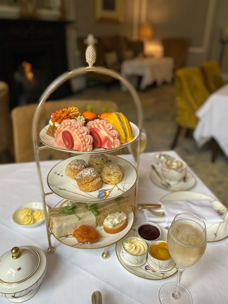 Treat Yourself to a Luxurious Afternoon Tea at InterContinental Dublin