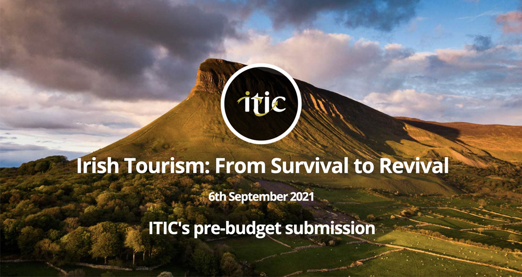 Tourism Industry Budget Submission and Recovery Scenarios