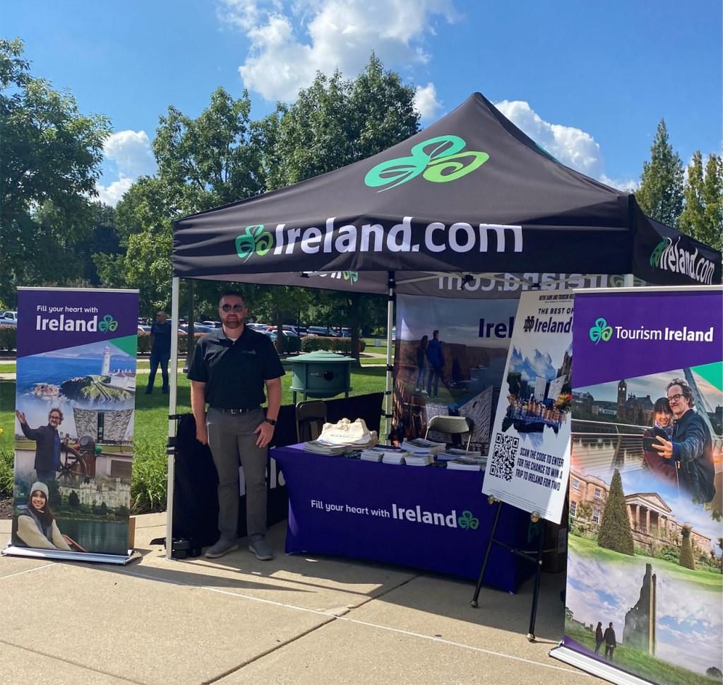 Ireland named 'official travel destination' of Notre Dame Athletics