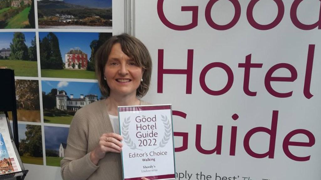 Co Clare Hotel Named as Best Hotel in Ireland for Walking Breaks by Good Hotel Guide 2022