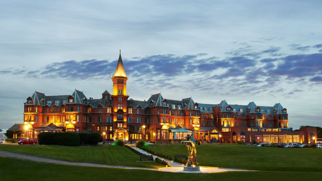 Hastings Hotel Announces Sale of Slieve Donard Resort and Spa to AJ Capital Partners