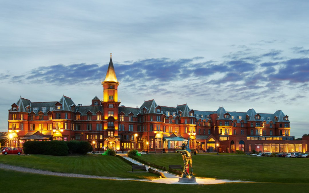 Hastings Hotel Announces Slieve Donard Resort & Spa Sale to AJ Capital Partners