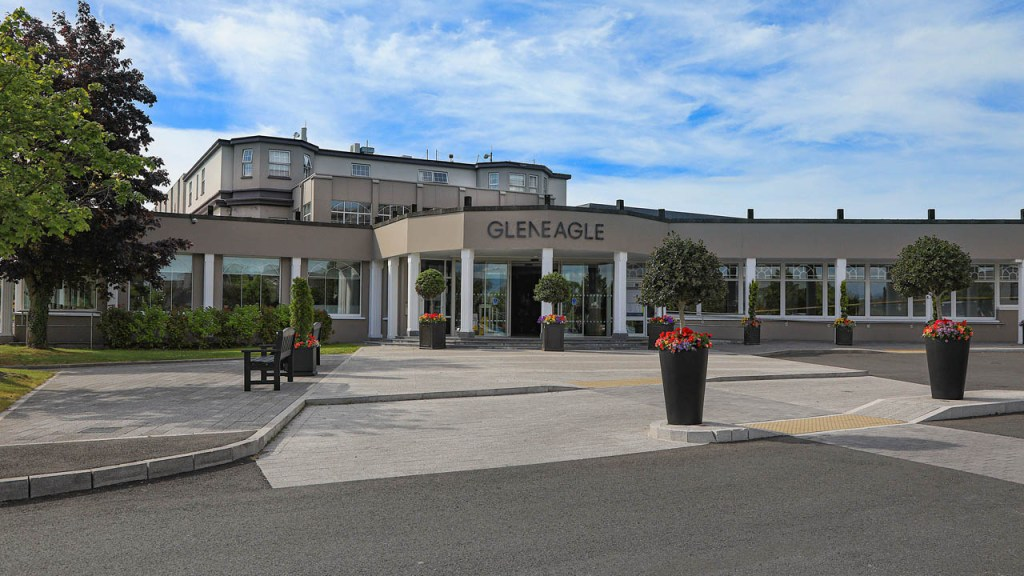 The Gleneagle Hotel Receives Four Star Classification