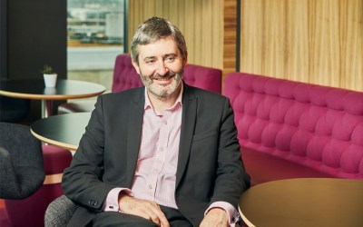 A HR Manager with a Difference, Tom Reilly from Aloft Dublin City