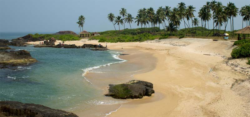 10 hidden beaches in India that no one's told you about