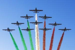 %name frecce tricolori air show