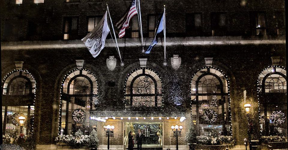 Christmas At Historic Hotel Bethlehem Hotel Bethlehem