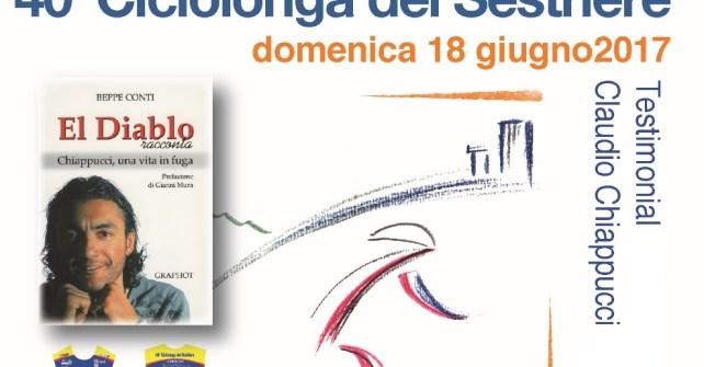 DOMENICA 18 GIUGNO LA 40° CICLOLONGA DEL SESTRIERE