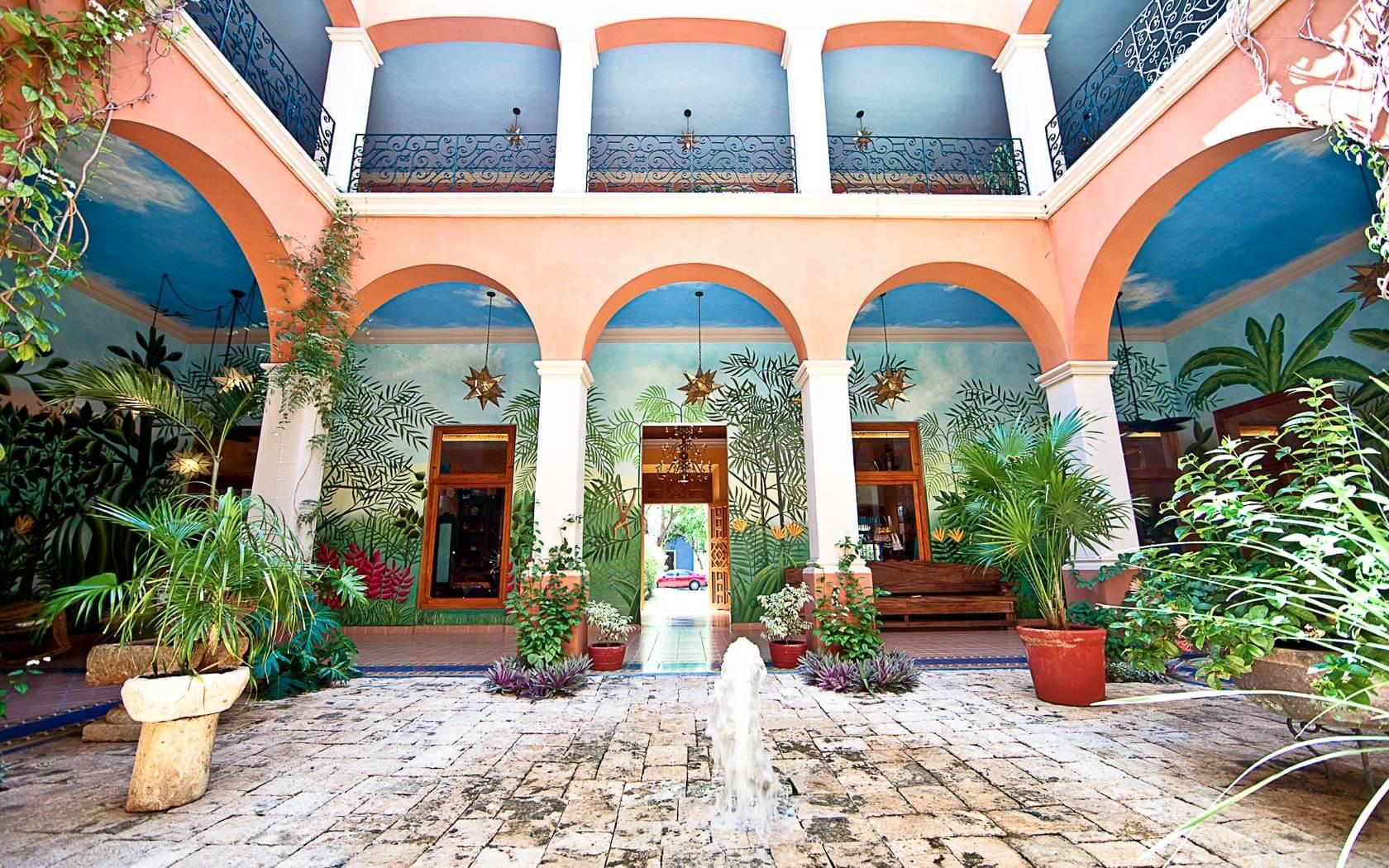 Hotel Casa San Angel Merida