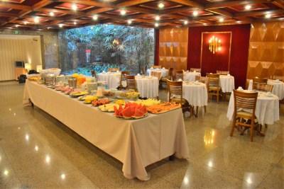 Café da manhã | Hotel Castelar
