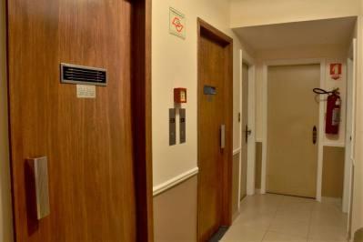 Corredor de andar | Hotel Castelar