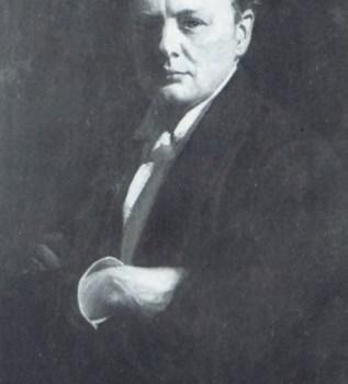 Rt. Hon. Sir Winston Churchil, K.G., O.M., M.P.