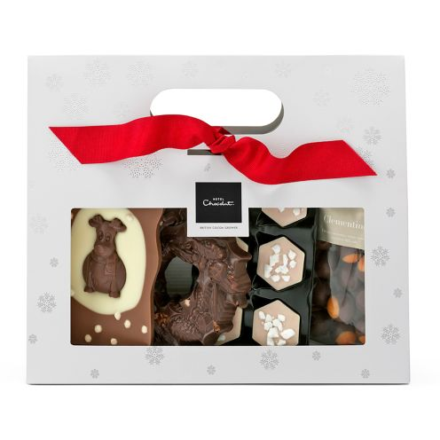 Hotel Chocolat The Christmas Goody Bag Secret Santa