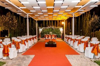 ceremonia civil nocturna