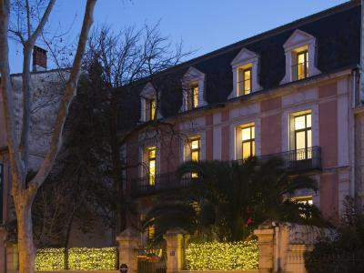 hotel charme montpellier centre hotel
