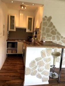Küche des Apartment Eibenkamp 25