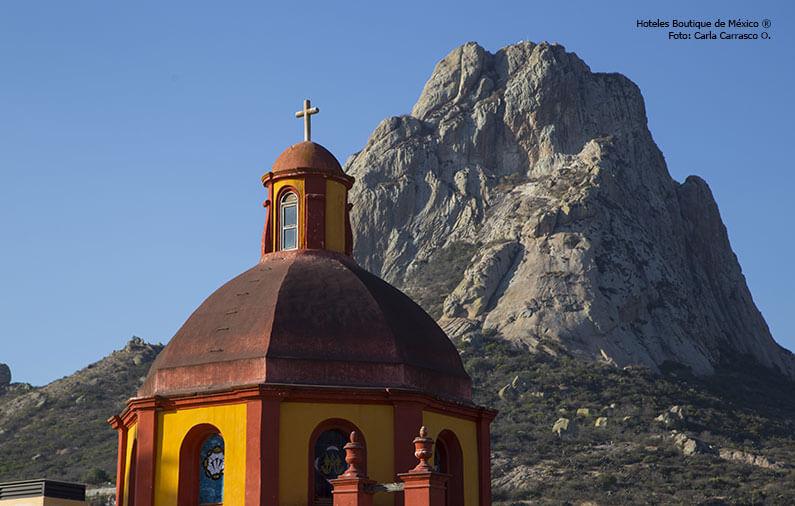 Peña de Bernal, the third largest monolith in the world