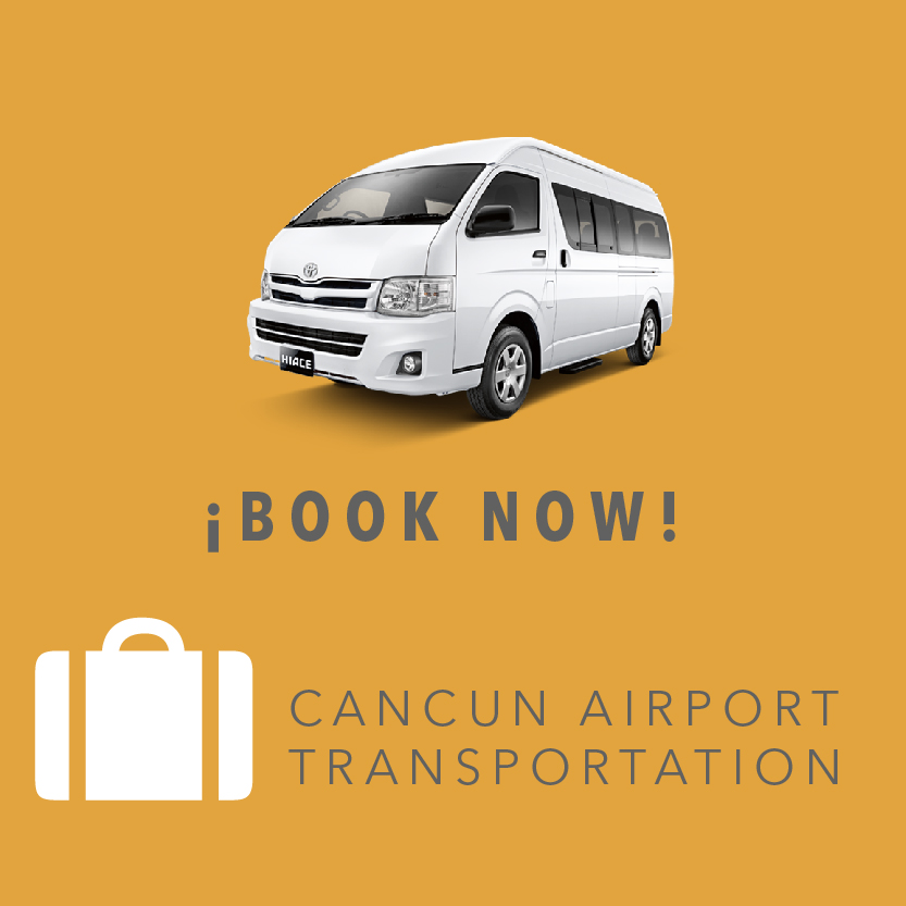 Transporte del Aeropuerto de Cancún