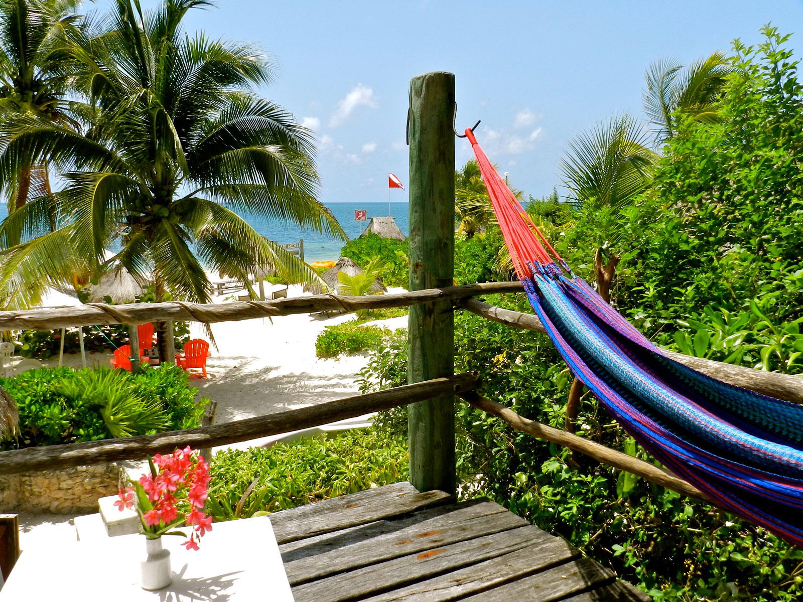 Hotel Acamaya Reef Cabañas Puerto Morelos