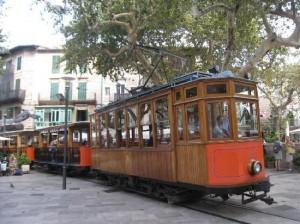 Tram to Soller Port